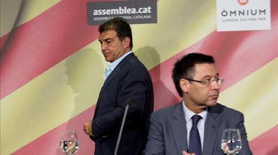 Barca mất Neymar, Laporta lật Bartomeu?