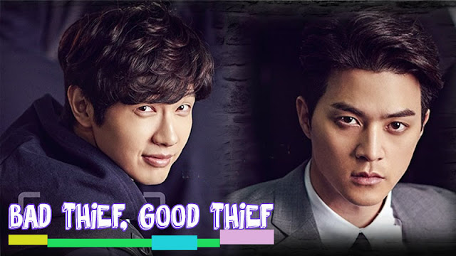 Drama Korea Bad Thief, Good Thief