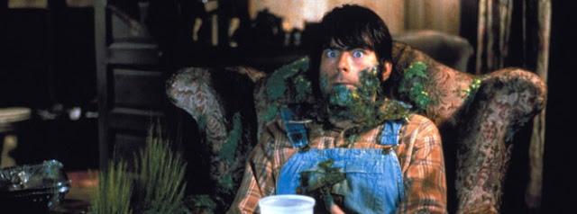 george a romero creepshow el festín del terror cuentos macabros weeds campesino meteorite yokel