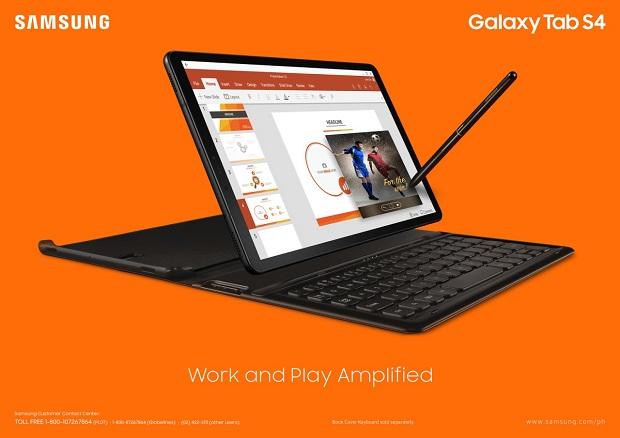 Samsung Galaxy Tab S4 Philippines