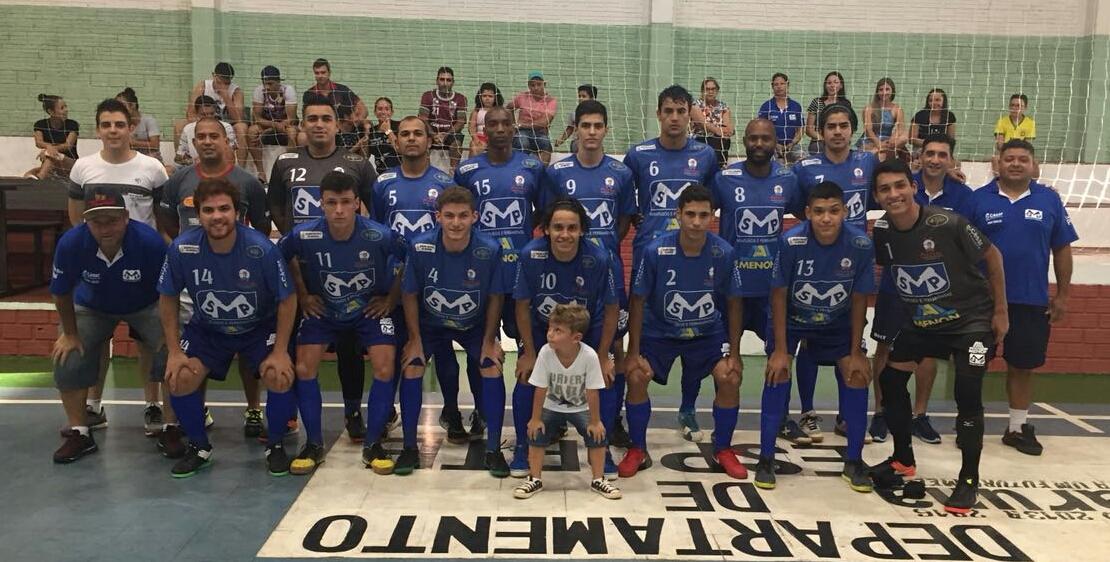 A equipe da Associação Eliane Futsal de Campo Mourão classificou nesta  ultima quinta-feira (01 02) para as Semifinais da 1ª Copa de Futsal  Regional Pinelli ... 5c2df62ae6e23