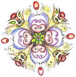 Ciao Bambini Ciao Maestra Decorare L Aula Mandala Di Primavera Da