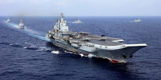 Kapal Induk Liaoning China