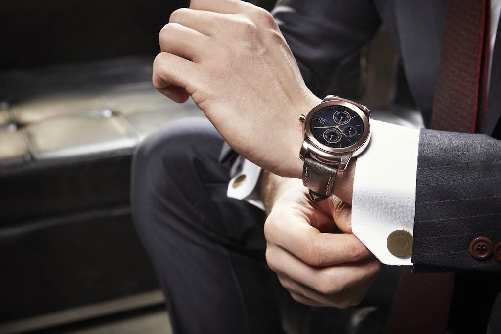 智慧手錶將走向精品設計?LG新品成為目前最時尚的Android Wear|數位時代