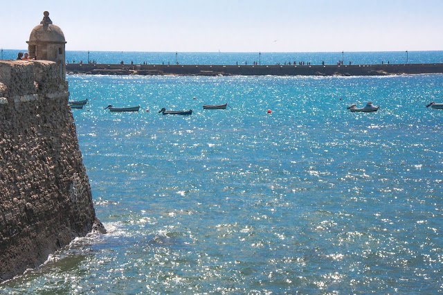 Cádiz, a porta da Andaluzia, na Espanha