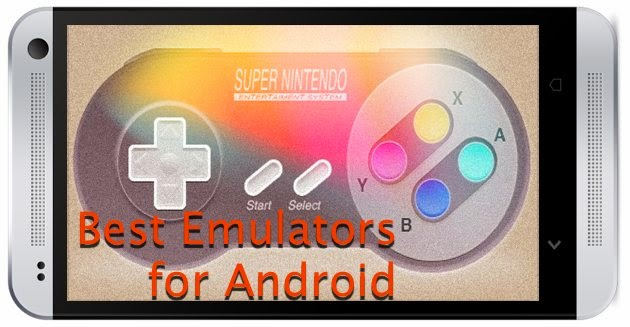Classy Emulators Android Mobile Apps 2014