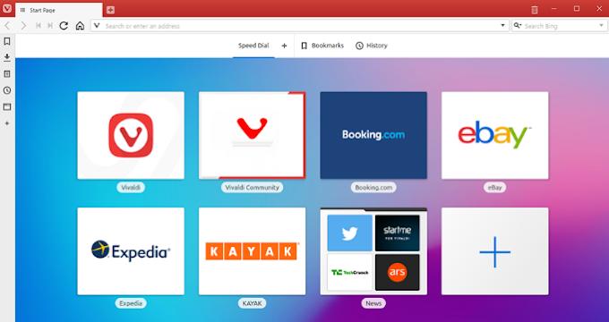 Browser web Vivaldi telah datang dengan pembaruan di mana Anda dapat membuat banyak profi Browser web Vivaldi 2.4 dengan fitur terbaru