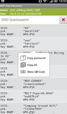 Cara Mudah Mengetahui Password Wifi di Android