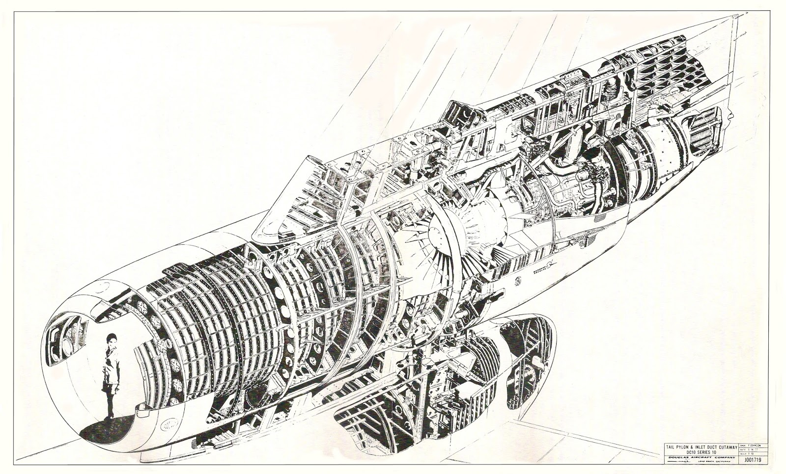 Turbofan Jet Engine Diagram Com
