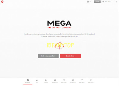 Mega Situs Penyimpanan Data Onlene Terbaik Rifanytop