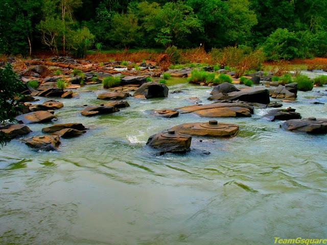 Sahasaralinga, Aghanashini River, Sirsi