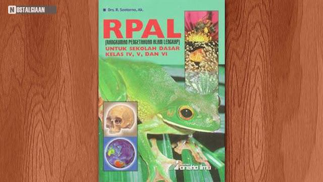 RPAL (Rangkuman Pengetahuan Alam Lengkap)