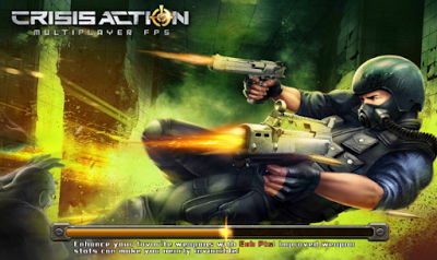 Download Crisis Action Mod Apk Free