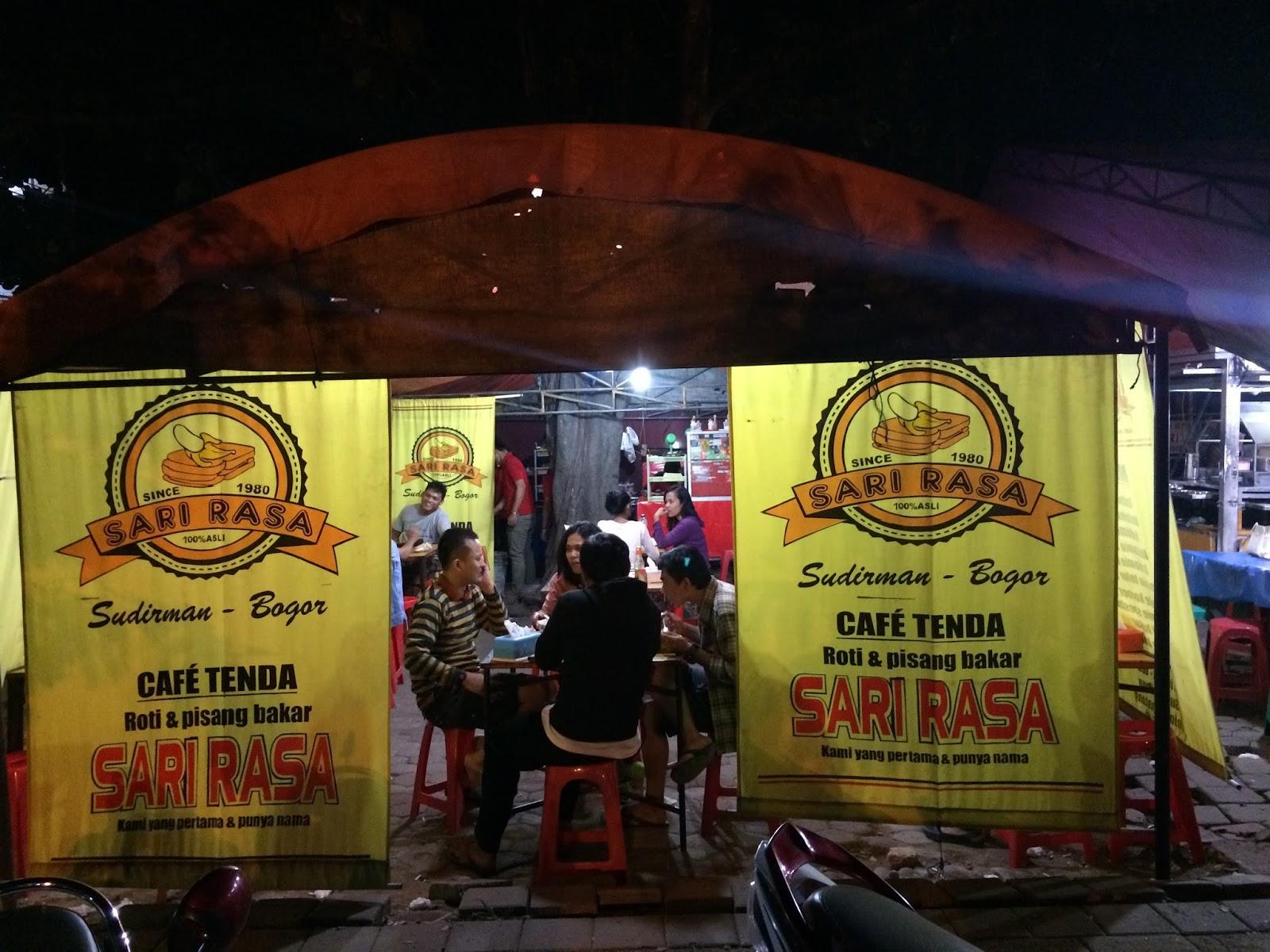 Leisure Seekers Bogor Leisure Destination 3 Cafe Tenda