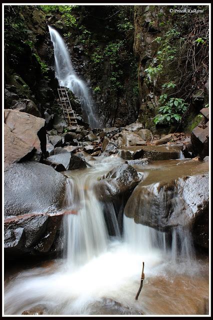 Pawankhind Waterfall