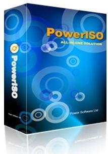 تحميل برنامج حرق ونسخ الإسطوانات PowerISO 6.8