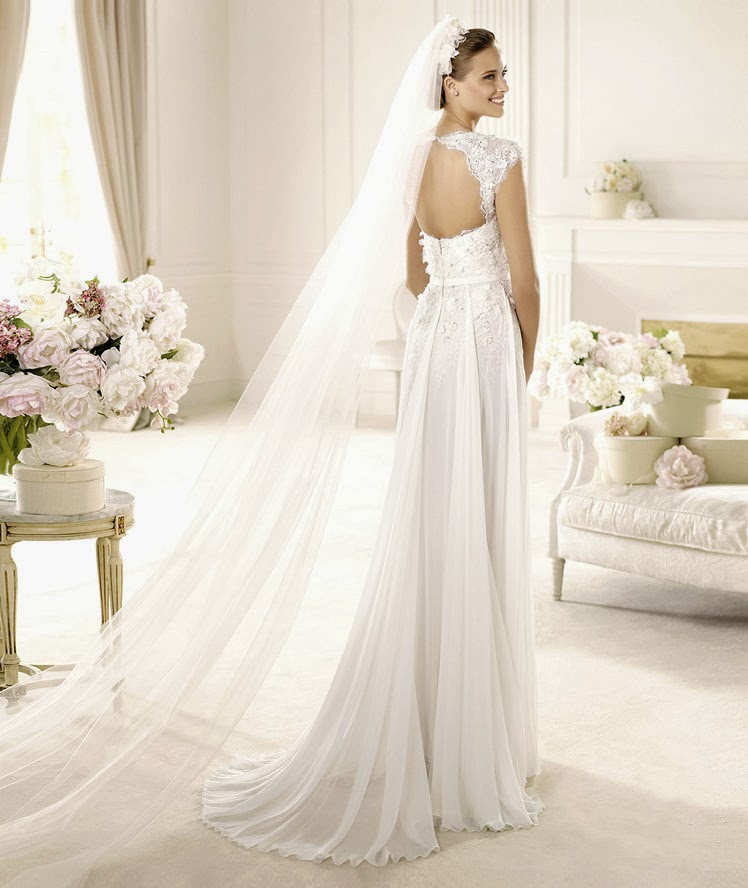 Passion for luxury elie saab wedding gowns 2014 junglespirit Image collections