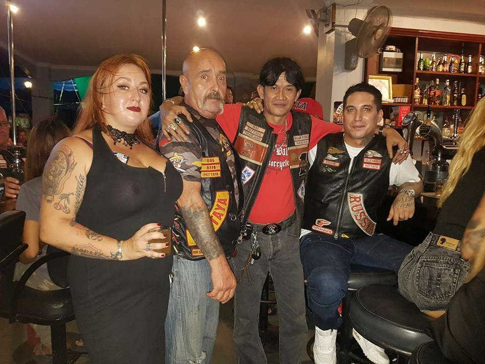 Spotlight on the Hells Angels in Thailand