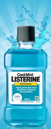 Listerine Mouthwash Free Sample