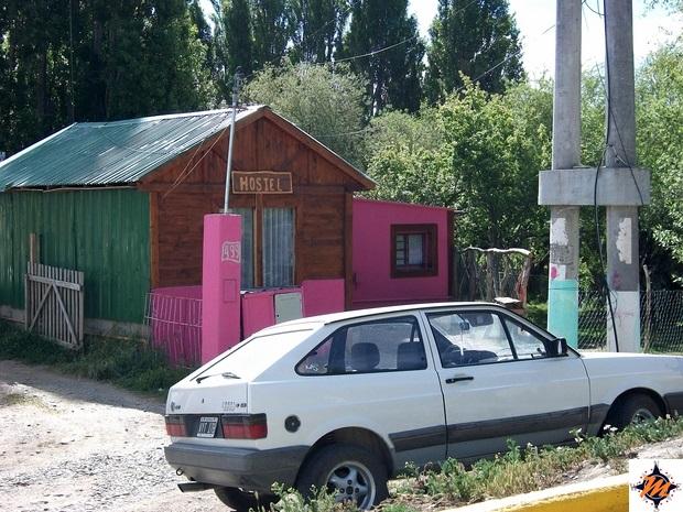 El Calafate, Hostel Kineret