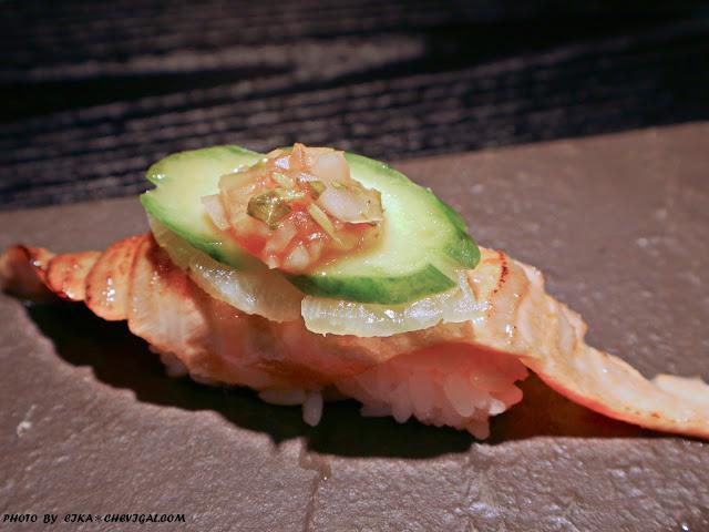 IMG 8900 - 熱血採訪│鯣口鮮板前料理/壽司/外帶,繽紛水果與日式料理結合的創意美食,帶給味蕾不同的驚喜!