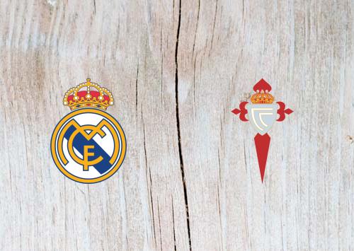 Real Madrid vs Celta Vigo Full match & Highlights 16 March 2019