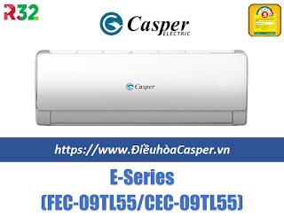Điều hòa Casper 9000 BTU Gas 32 FEC-09TL55 / CEC-09TL55