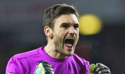 Lloris No1 in the country
