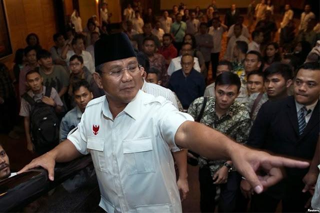 Pernyataan La Nyalla Jatuhkan Kredibilitas Prabowo di Pilpres 2019