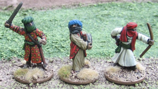 Tim's Miniature Wargaming Blog: More Medieval Fantasy Figures