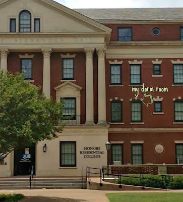 Alexander Hall, Baylor University