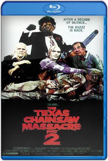 Masacre en Texas 2 (1986) HD 1080p Español Latino