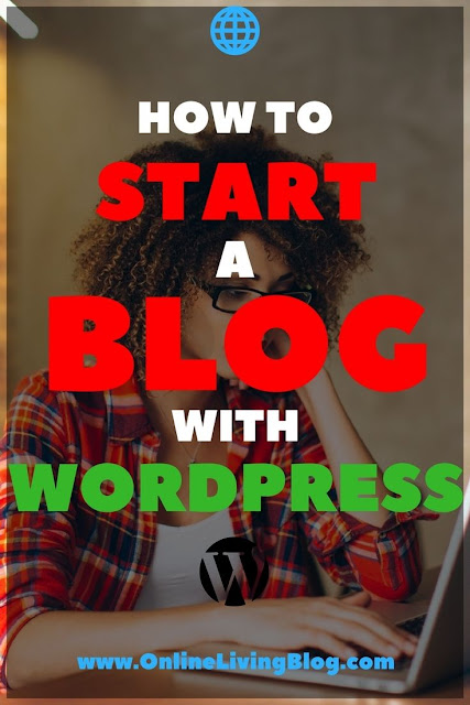 How To Create A Blog In WordPress Step-By-Step Guide: beginners guide for blogging and making money online