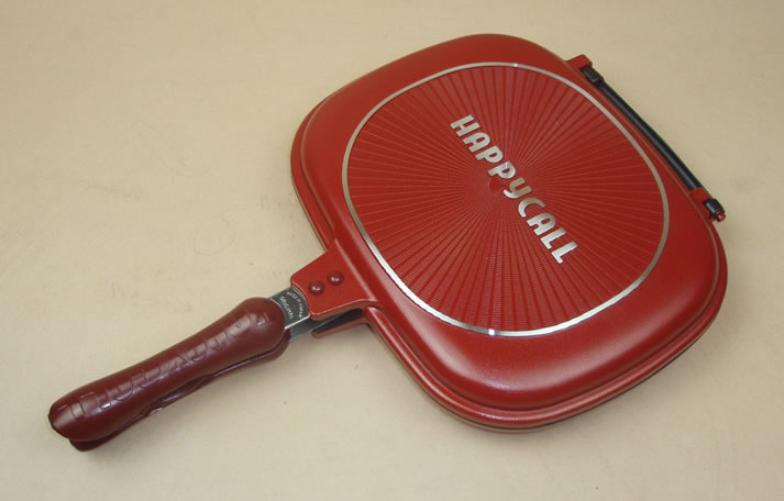 Sale Happycall Double Sided Pressure Pan Now We Ship To