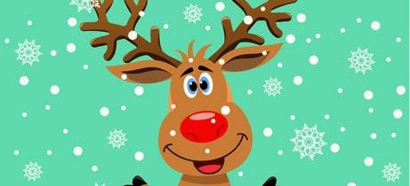 Blog De La Biblioteca Cuento De Navidad Rudolph El Reno