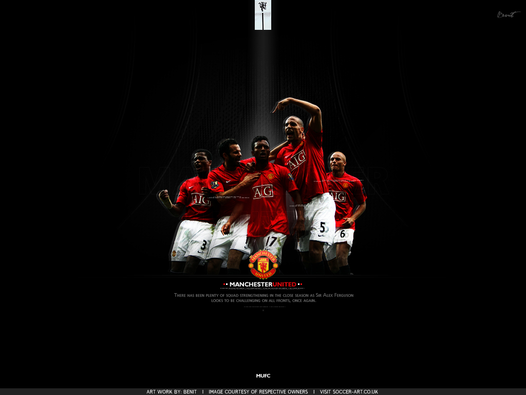 Manchester united wallpaper desktop wallpapers free hd - Cool man united wallpapers ...