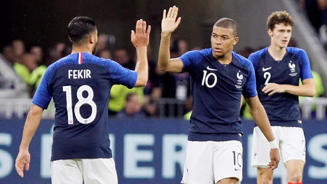 Prediksi Bola Denmark vs Prancis Piala Dunia 2018