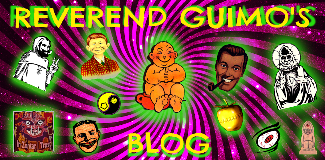 Reverend Guimo's Blog