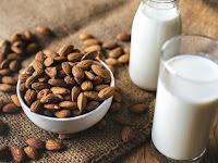 Sejuta Manfaat Susu Almond Untuk Kesehatan Dan Kecantikan