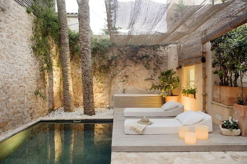 un r ve de piscine. Black Bedroom Furniture Sets. Home Design Ideas