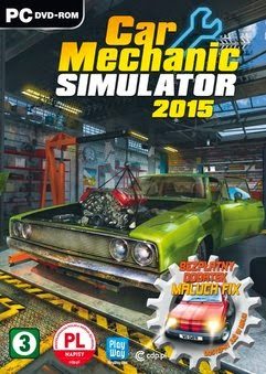 Game Truck Mechanic Simulator 2015