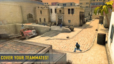 Download Game Action Counter Attack 3D v1.1.87 + Mod