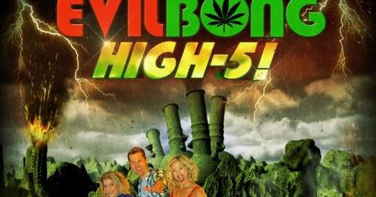 """Evil Bong High-5"" Premiere Details"