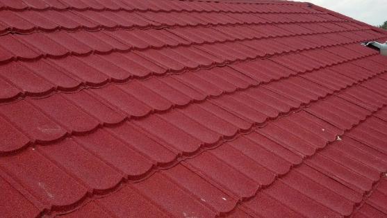 Jenis Atap Rumah Metal