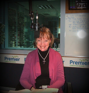 Sophie Neville on Premier Radio