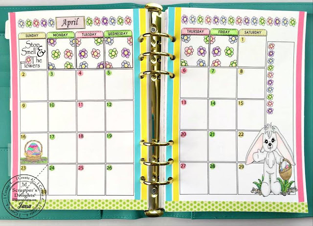 jana-scrappers-planner-delights-flowers