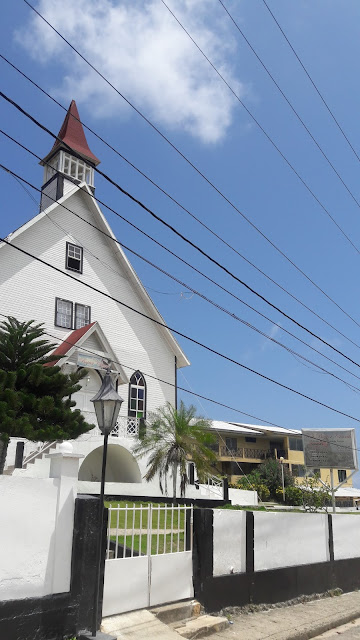First Baptist Church, San Andrés, Colombia.
