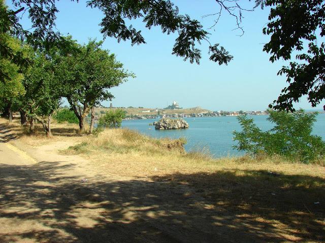 Парк в Керчи