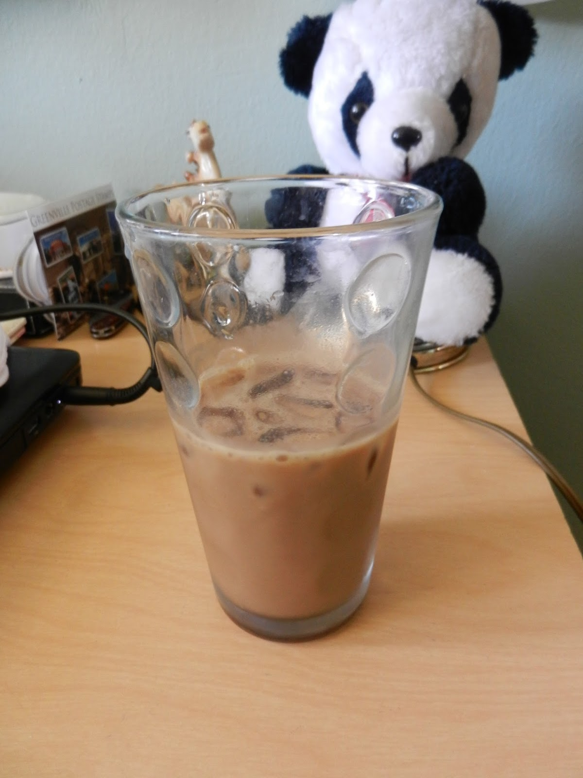 cheap iced coffee recipe