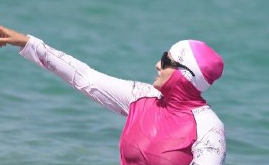 The Debate Over the Burkini Rages On in France